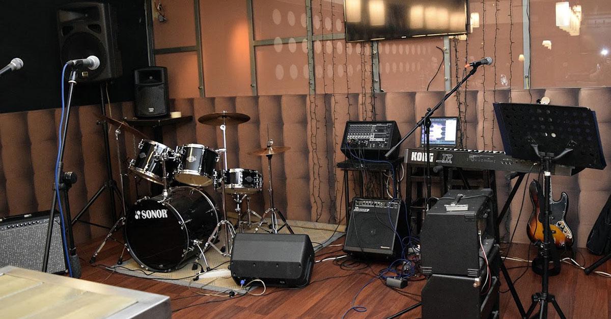 12/2014 – Rock Star School Concert