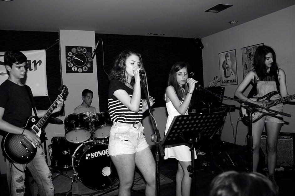 05/2015 – Rock Star School Concert