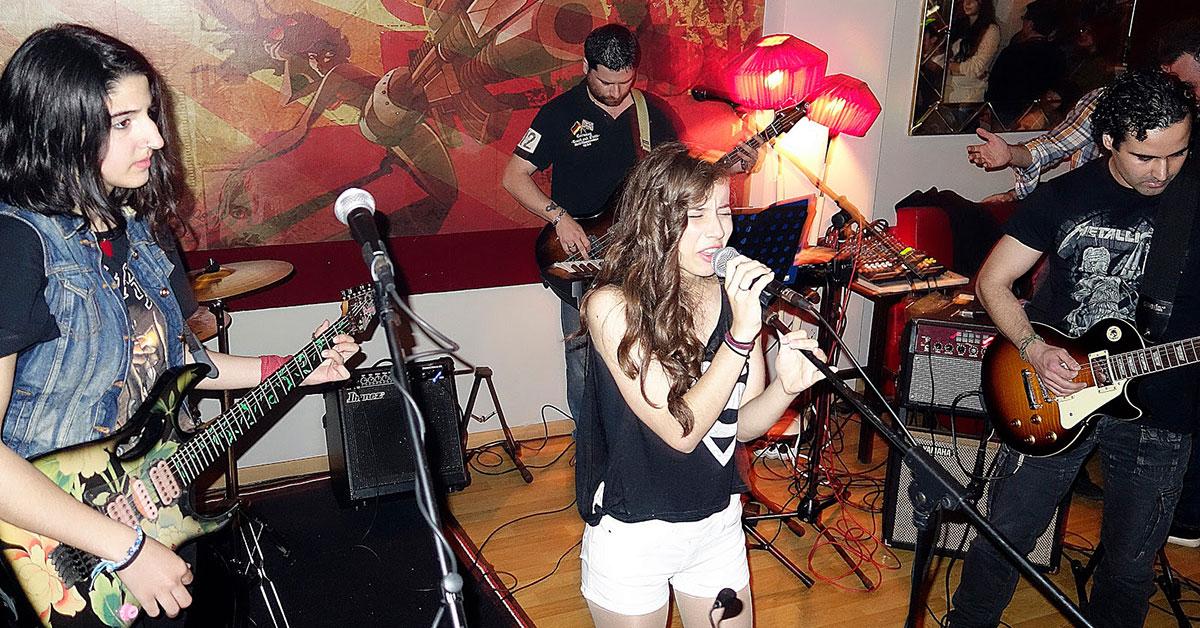 05/2016 – Rock Star School Concert