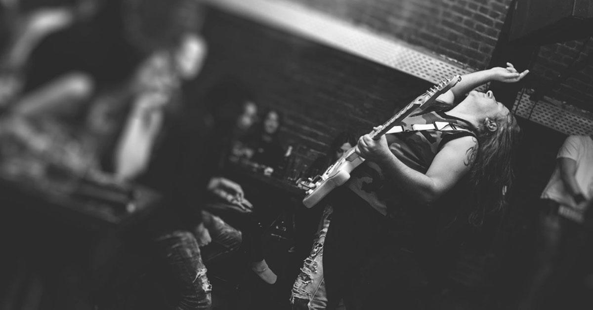 Μαθήματα ηλεκτρικής κιθάρας με τον Anastasio Farini