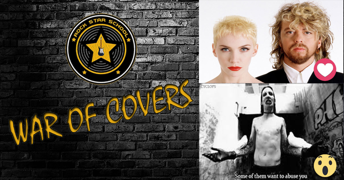 War of Covers: Sweet Dreams