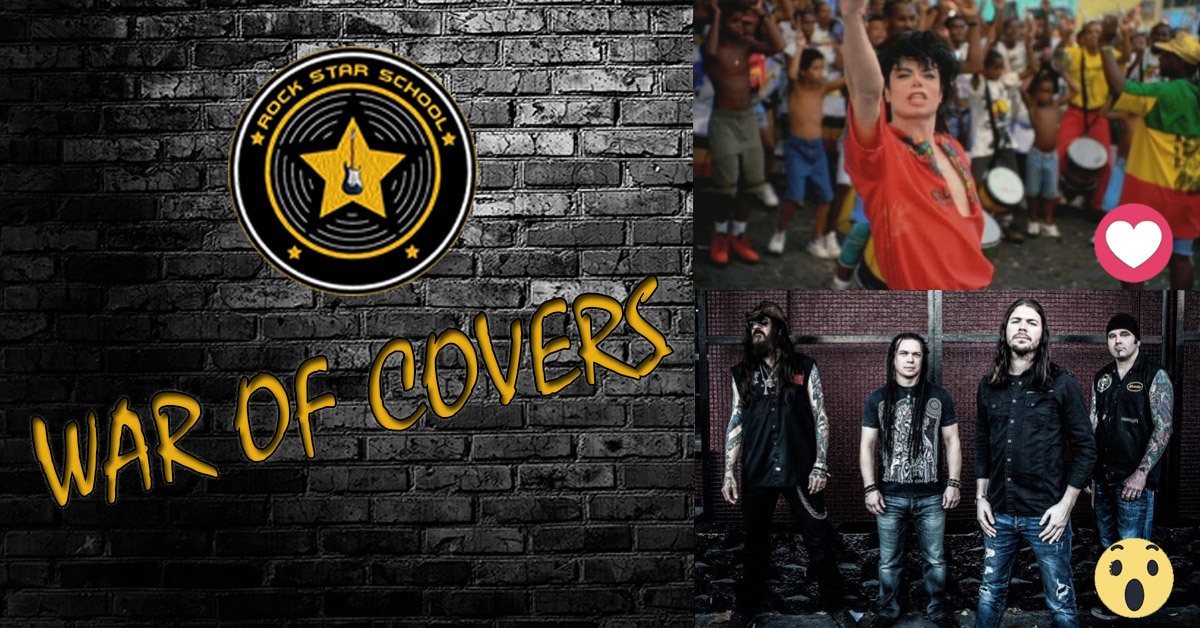 War of Covers: They Don't Care About Us