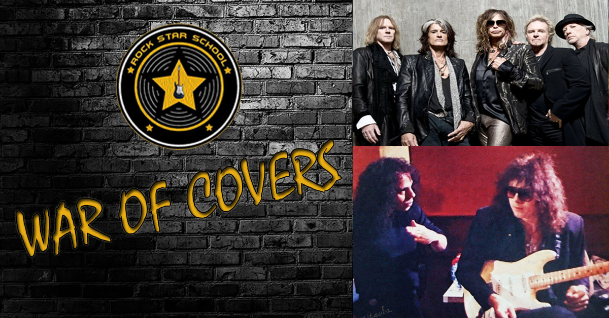 War of Covers: Dream On